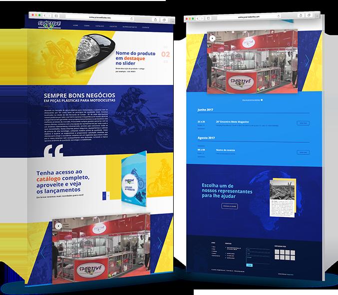 Serviços de Desenvolvimento de Sites